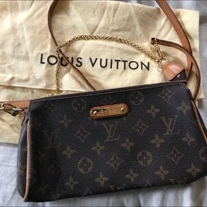 Louis Vuitton Eva Clutch Monogram